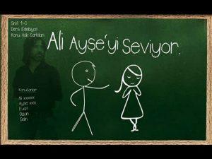 Ali Ayşeyi Seviyor