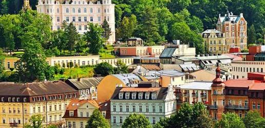 Hayaller Kenti Karlovy Vary
