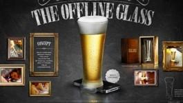 Barlarda Telefona yaratıcı çözüm…