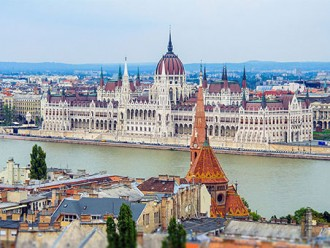 Tuna'nın İncisi Budapeşte