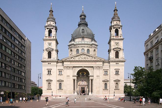 St.Stephen-Bazilikası