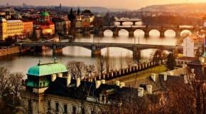 Bin Kuleler Şehri Prag…
