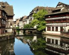 Fransa'nın en güzel şehirlerinden biri Strasbourg…