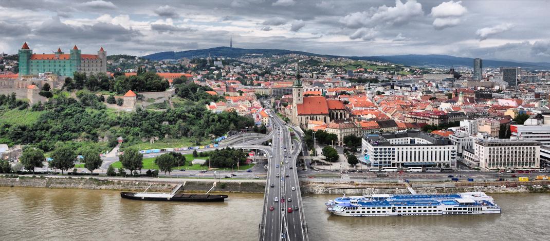 Heykellerler arasında bir gezi, Slovakya