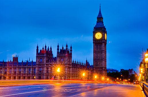 City Of Westminster – Big Ben